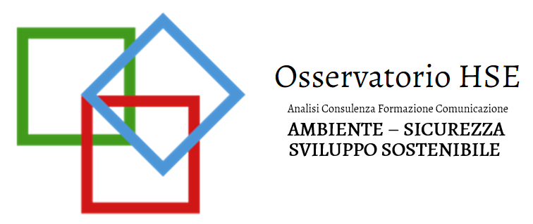Osservatorio HSE (Health, Safety and Environment)